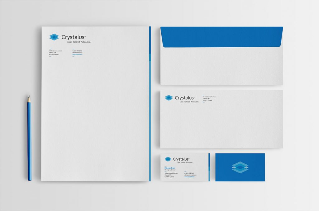 Crystalus Stationery
