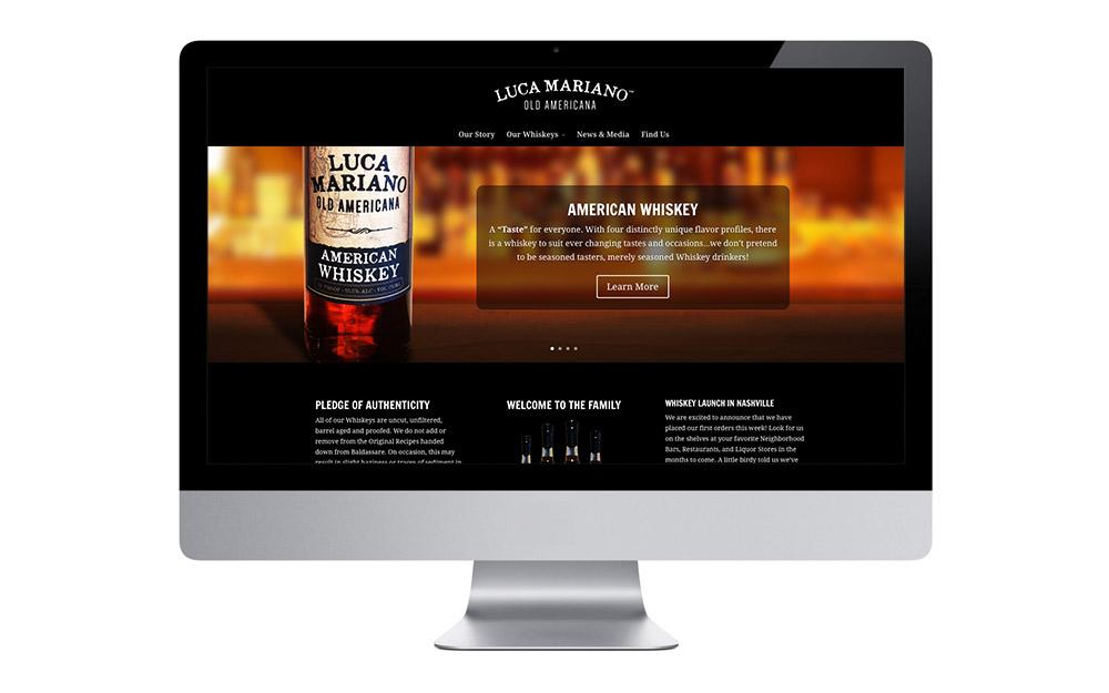 Luca Mariano Whiskey