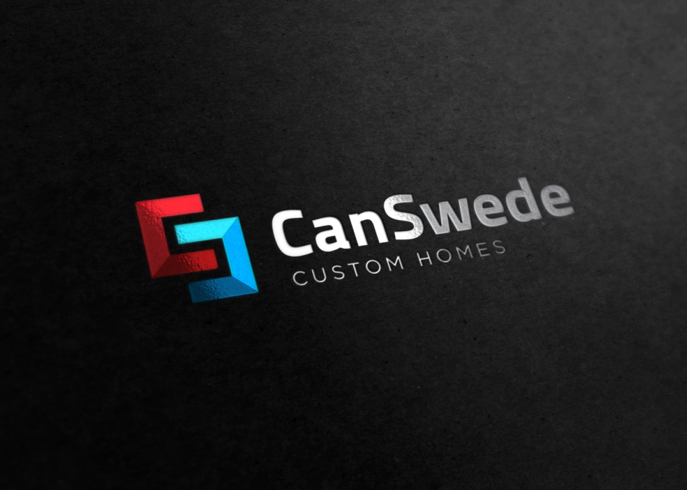 CanSwede Homes - Logo Design