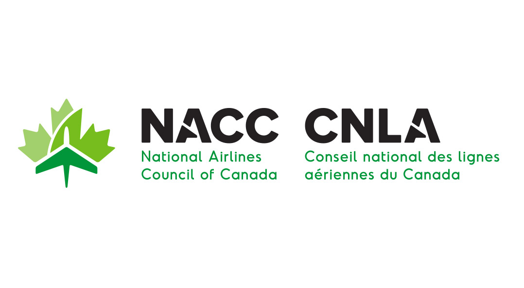 National Airlines Council of Canada - Logo Design