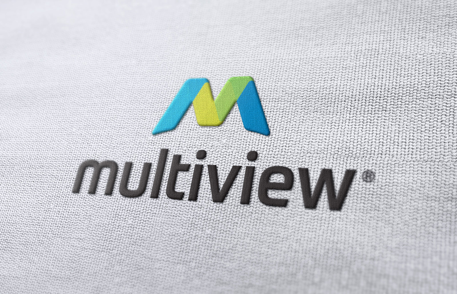 Multiview - Logo Design Embroidery