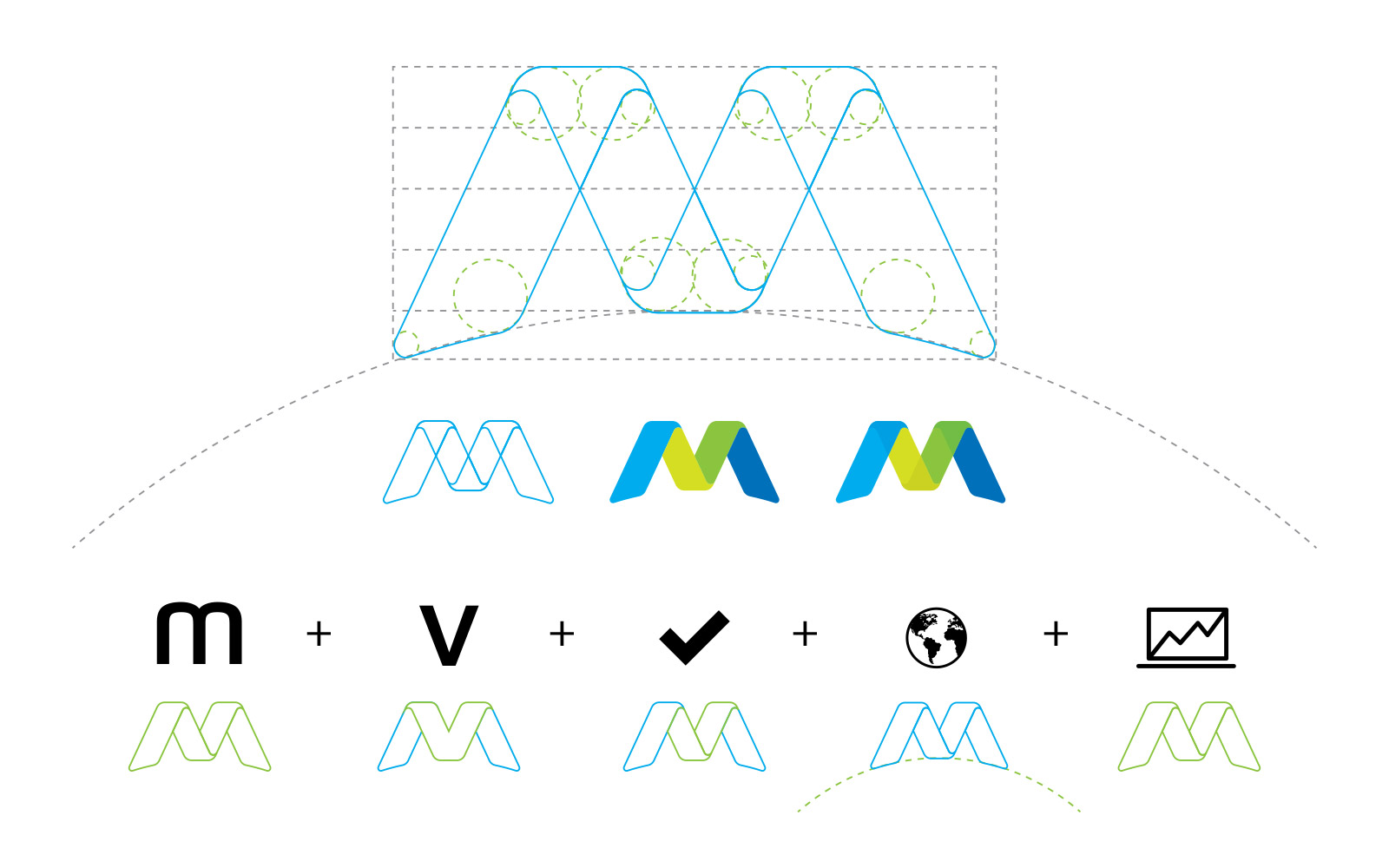 Multiview - Logo Design Formation