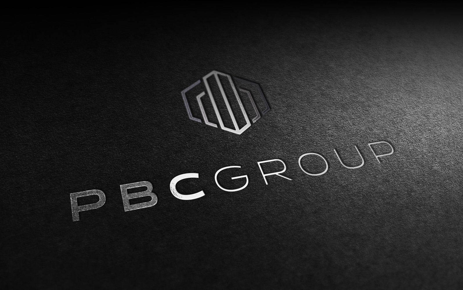 PBC Group Logo Design