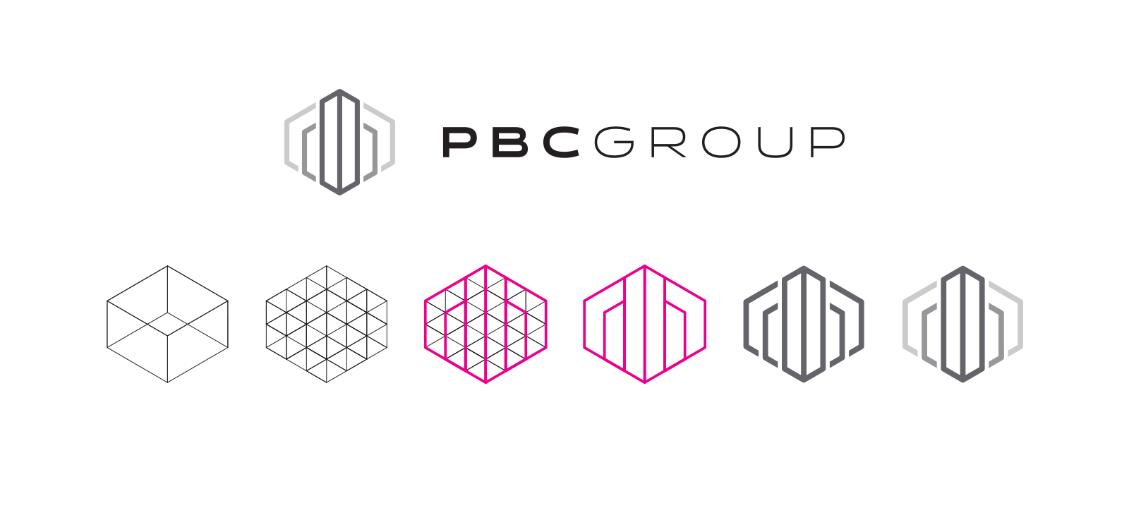 PBC Group - Logo Design Formation