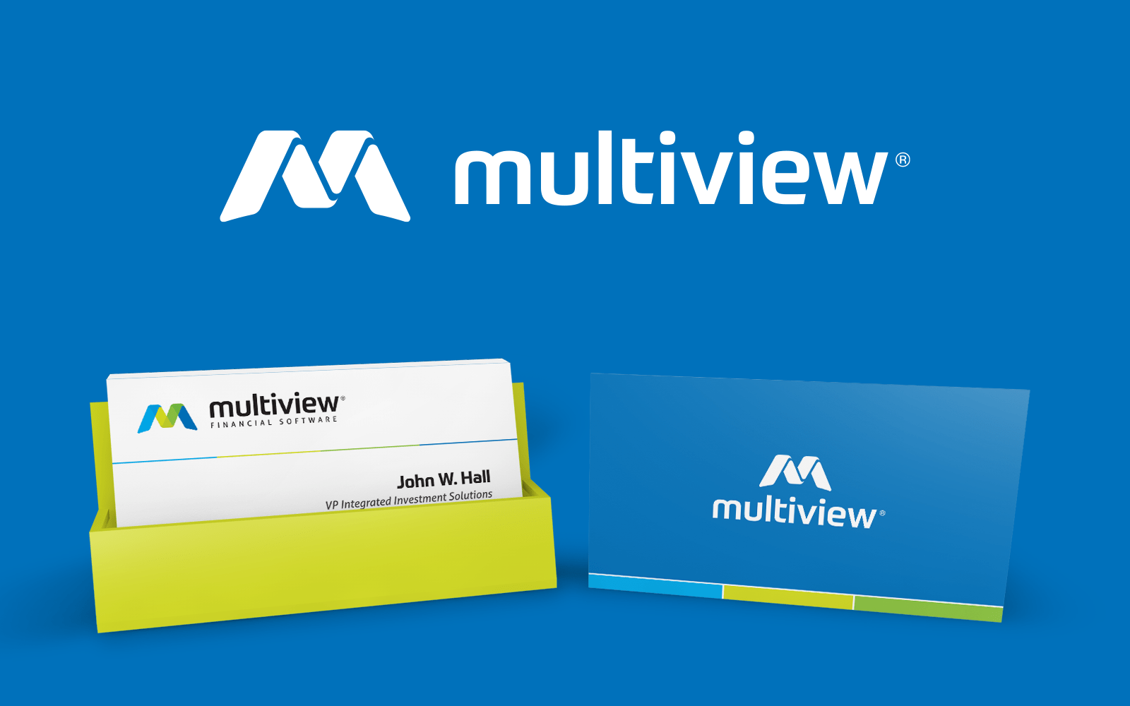 Multiview - Logo Design and Business Cards