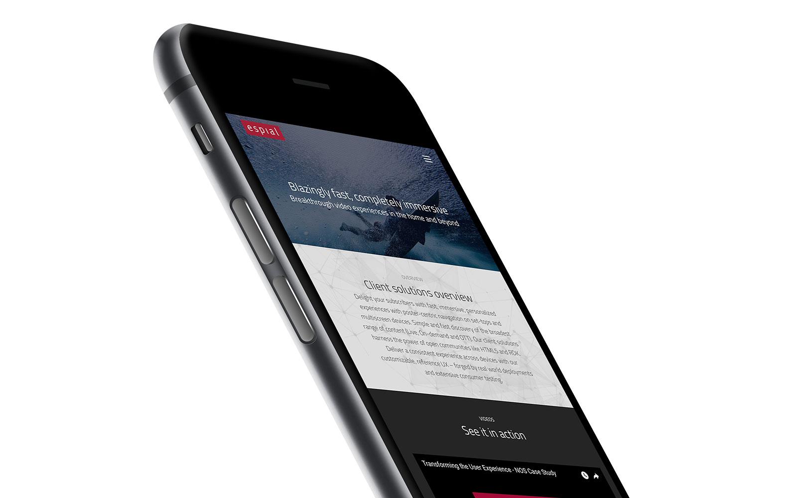 Espial - Mobile Design