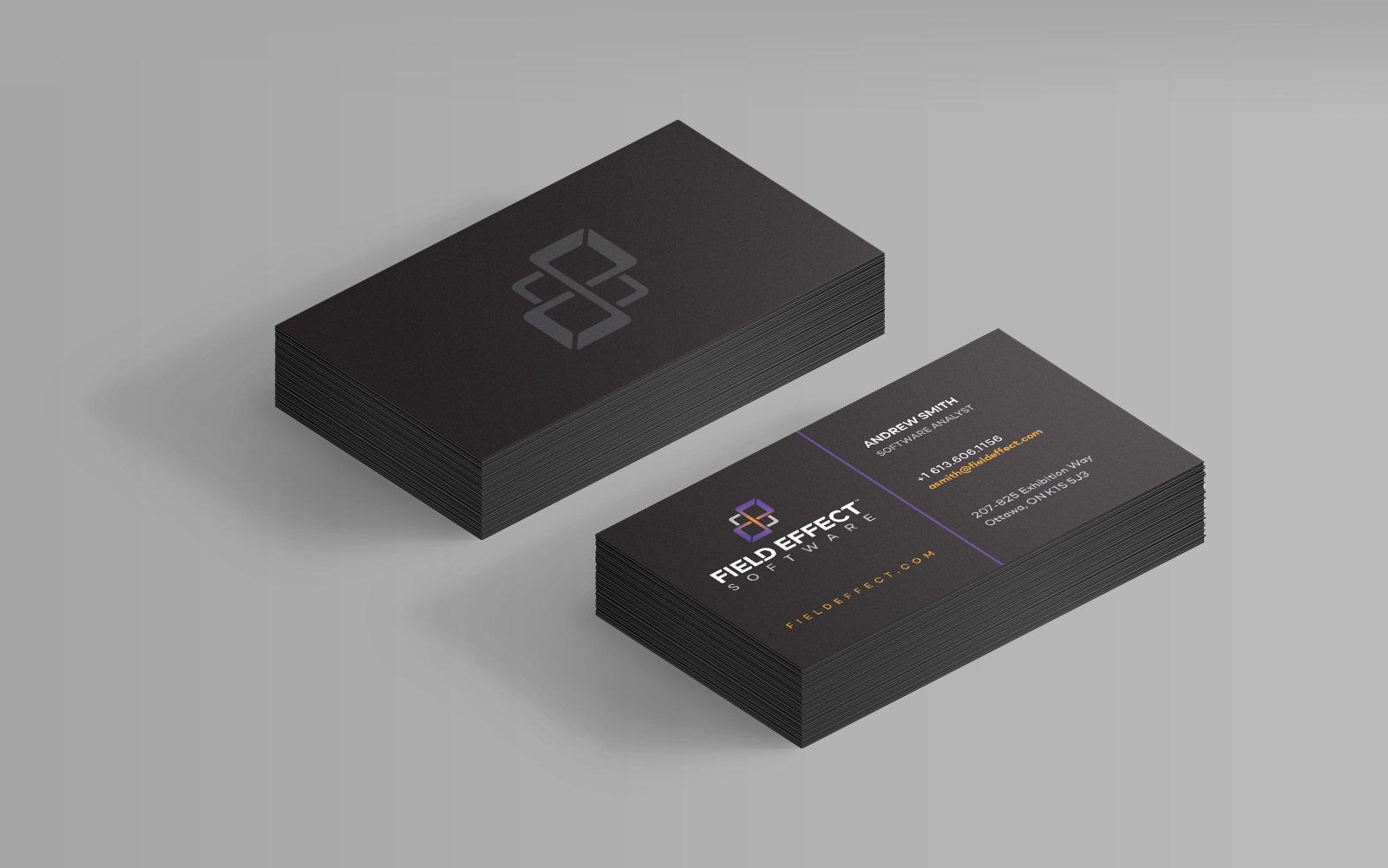 Field Effect - Business Card