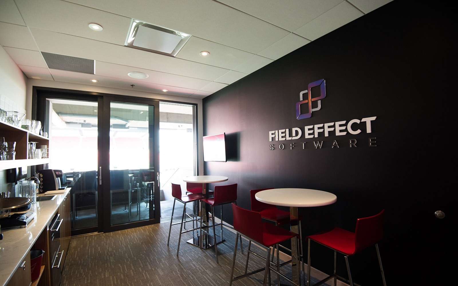 Field Effect - TD Place Box Design