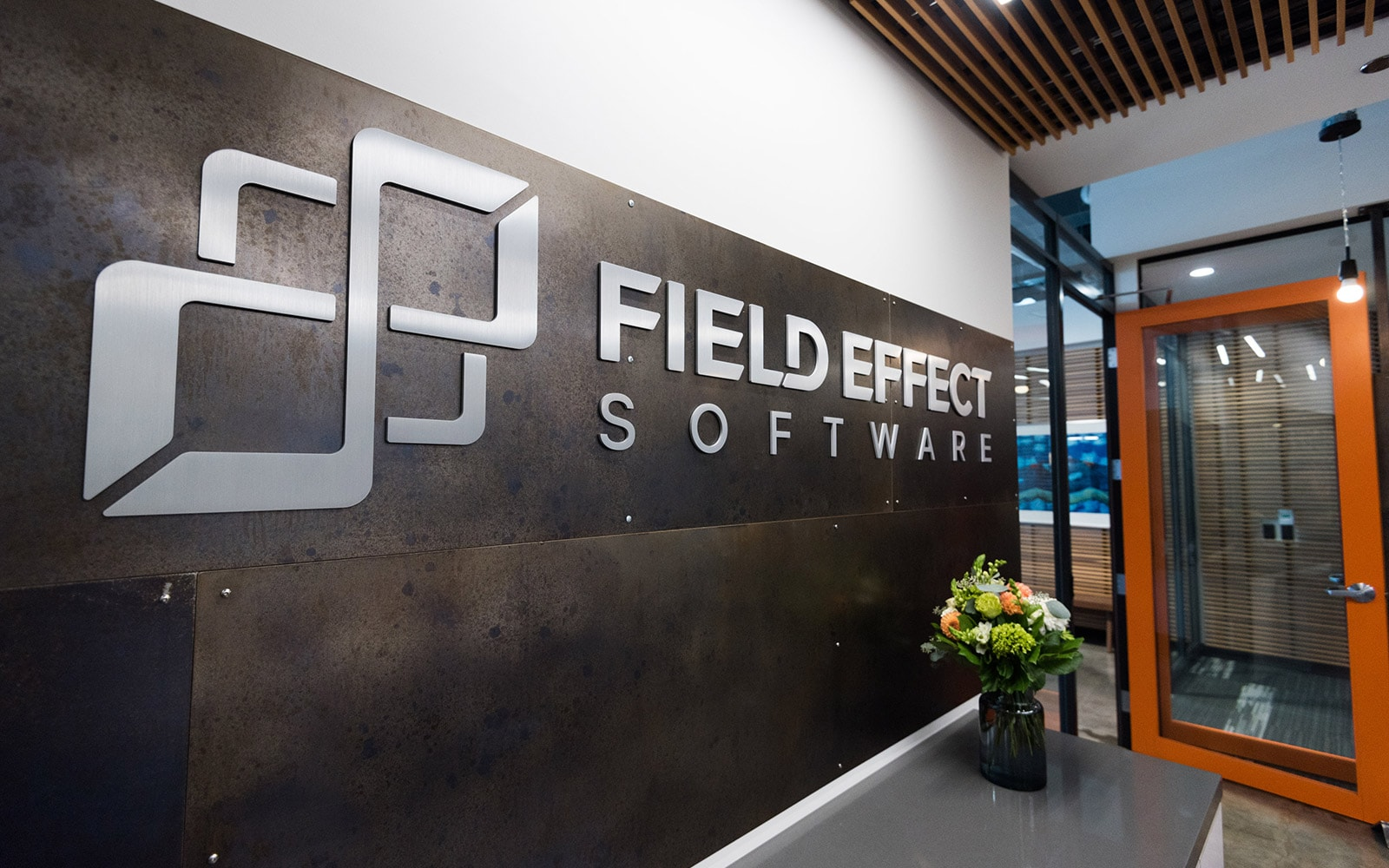 Field Effect - Sign Design