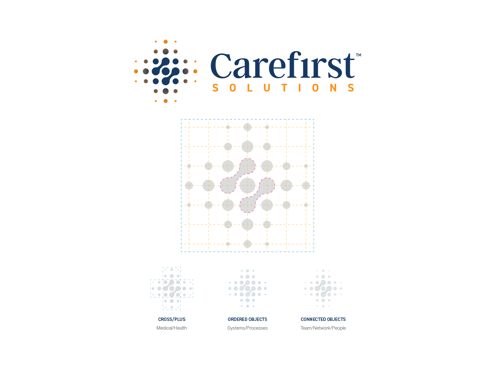 Carefirst Solutions - Logo Design Formation