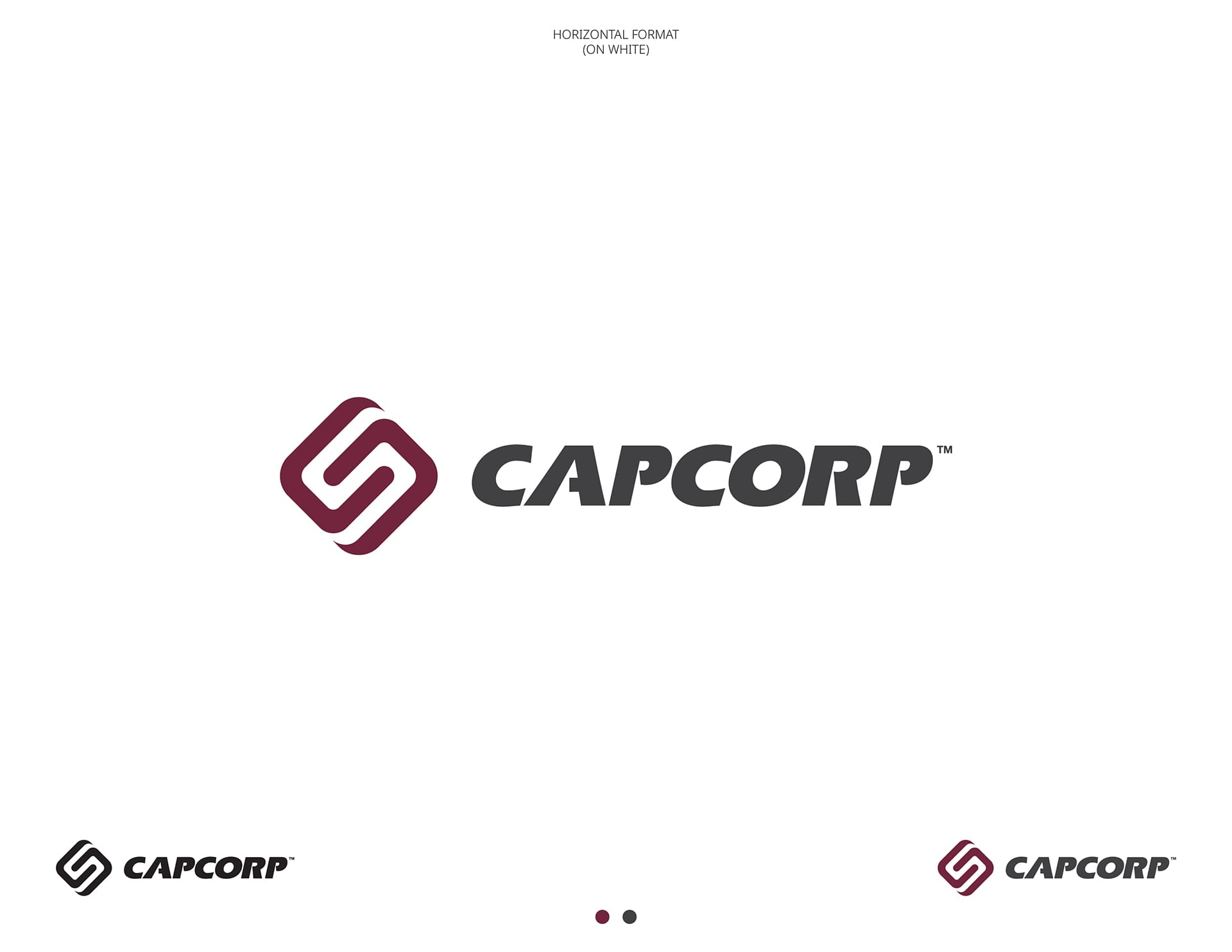 CAPCORP - Logo Design