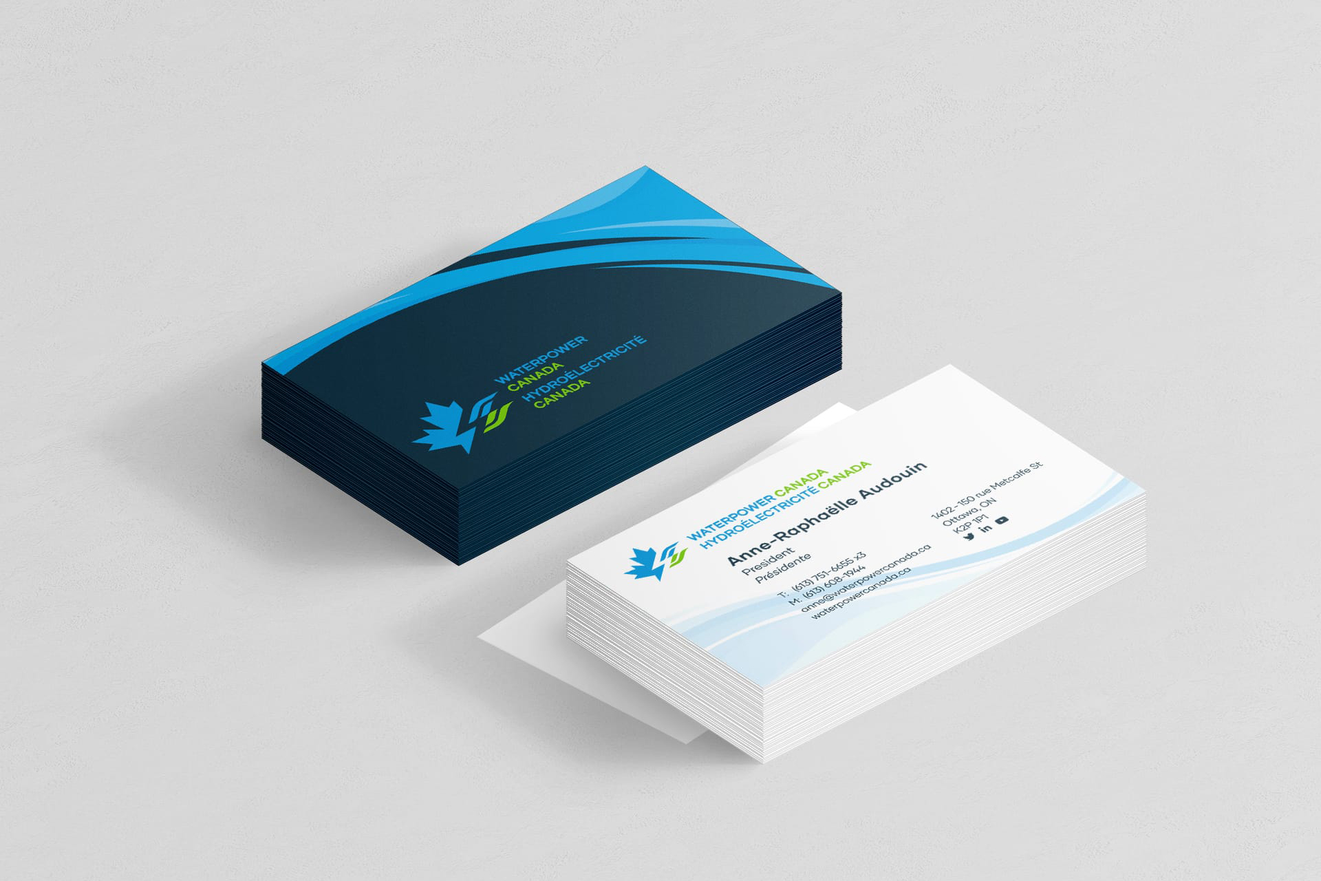 WPC - Business Card Design