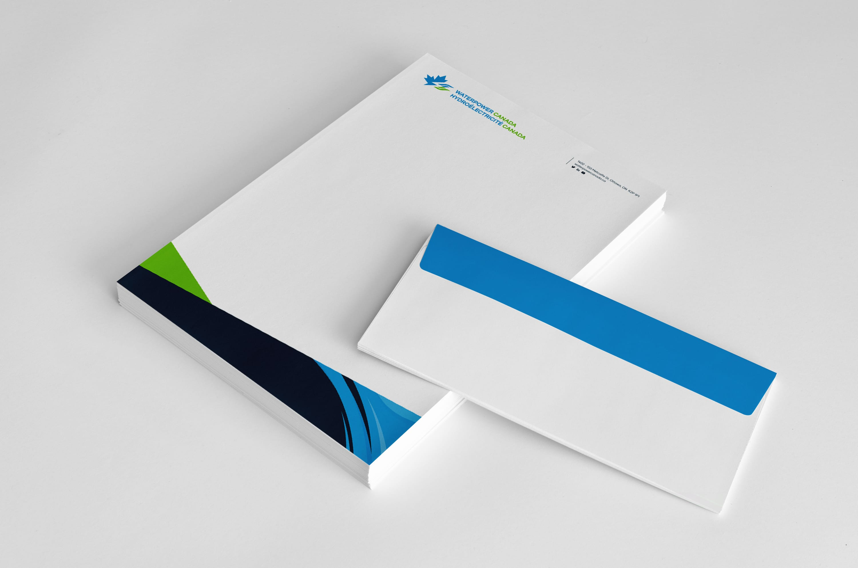 WPC - Stationery Design