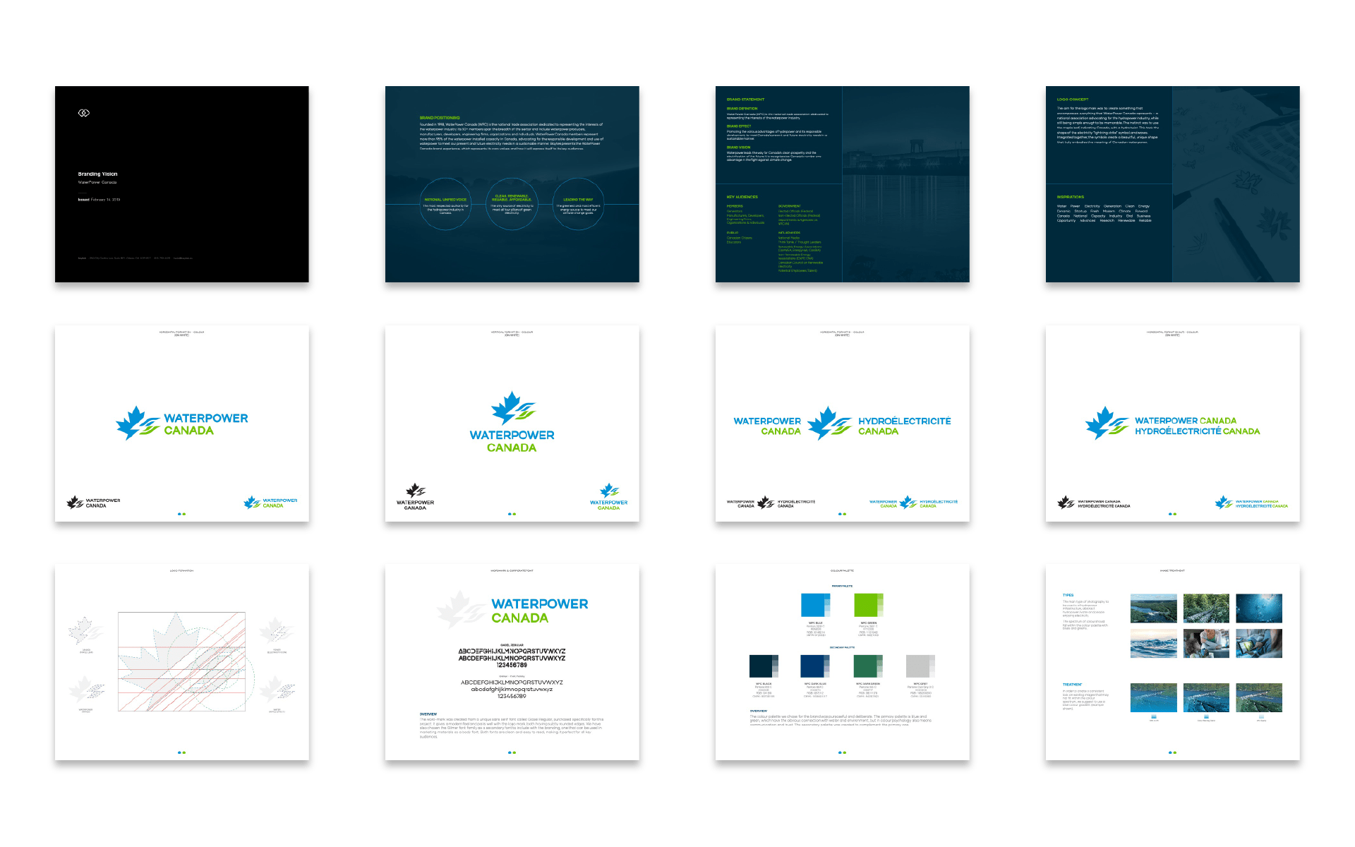 WPC - Branding Vision Layout
