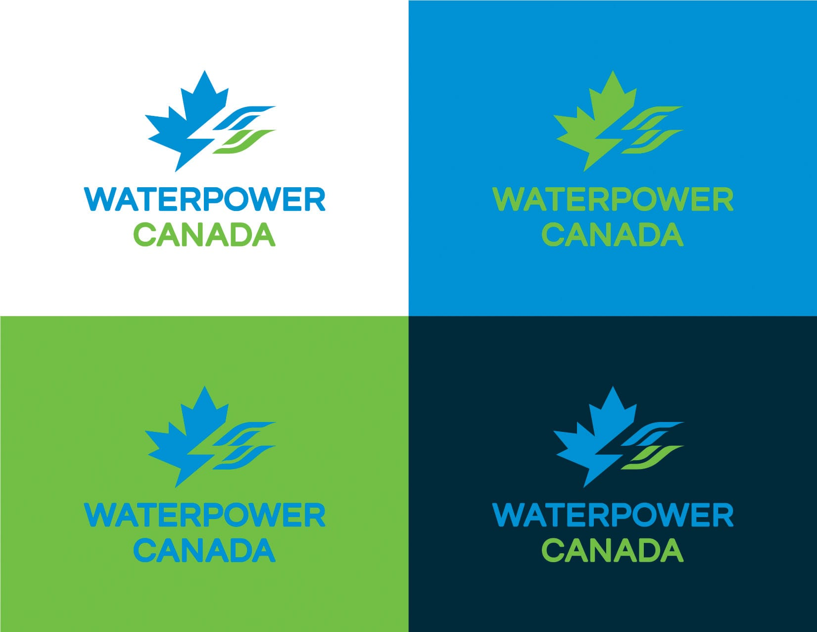 WPC Logo Design - All Colours