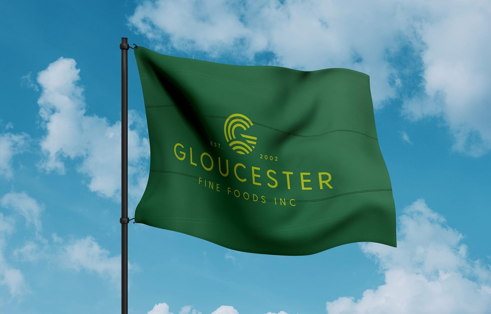 Gloucester Fine Foods - Branding