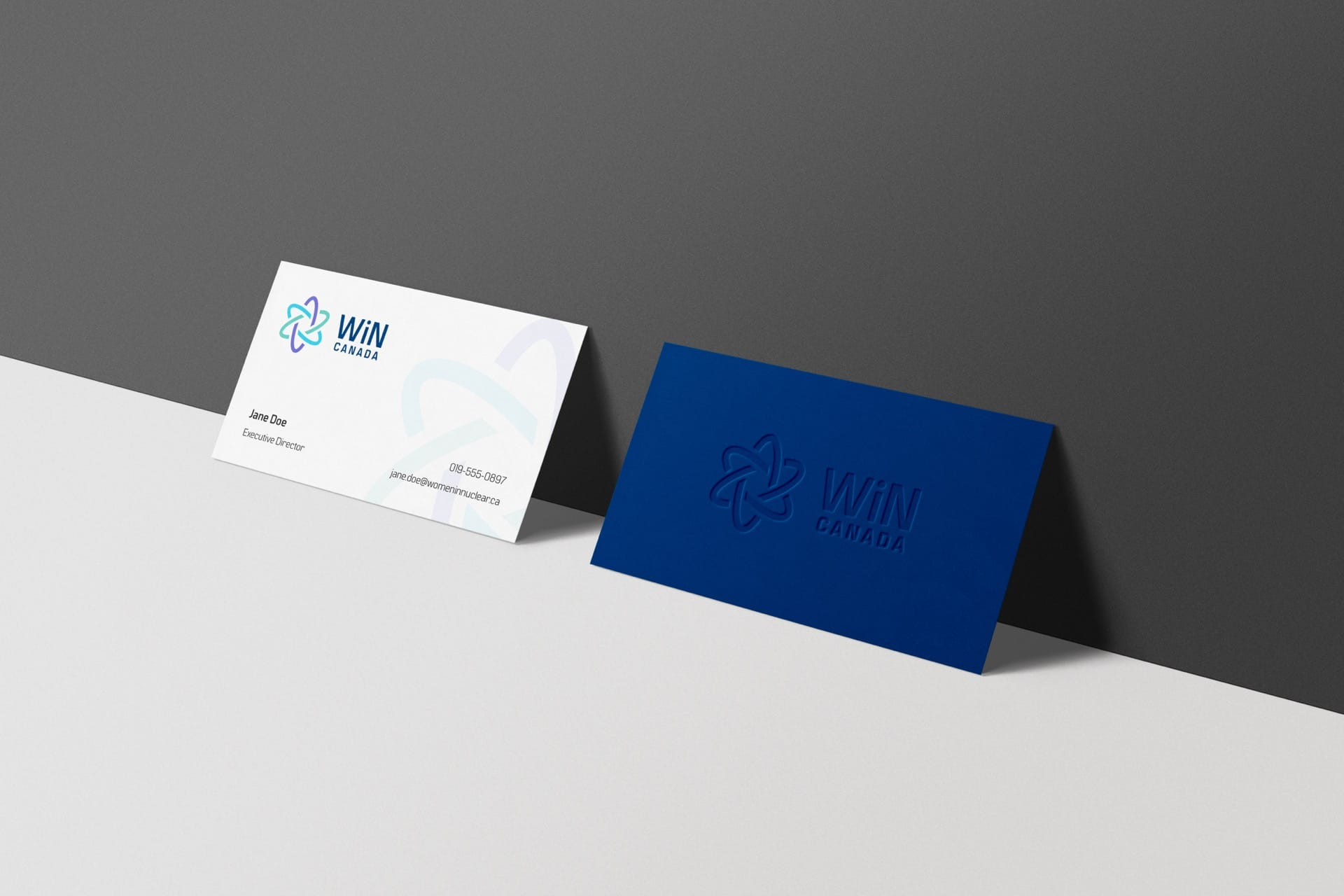 WiN Canada - Business Card