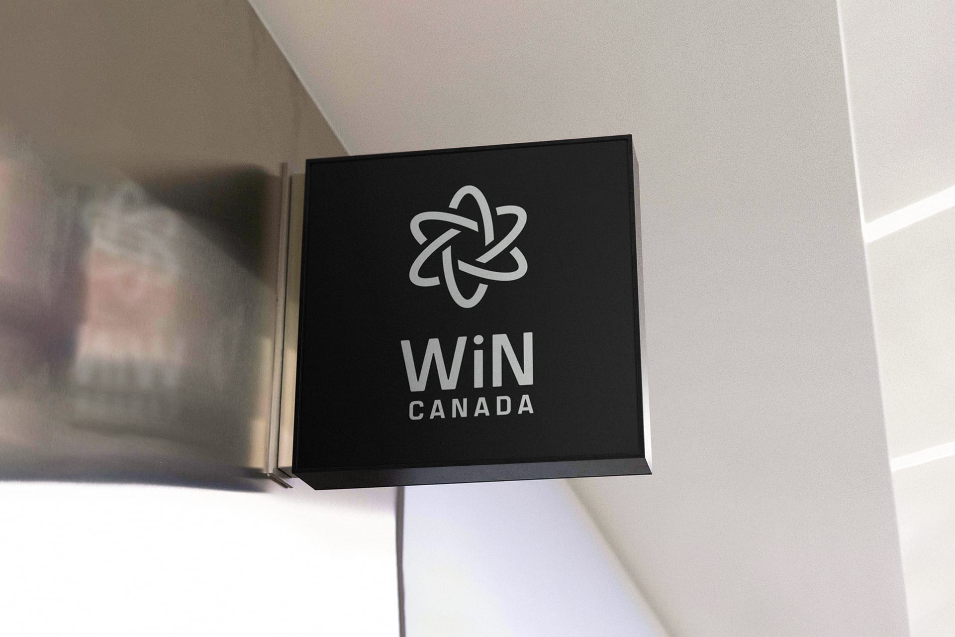 WiN Canada - Sign Design