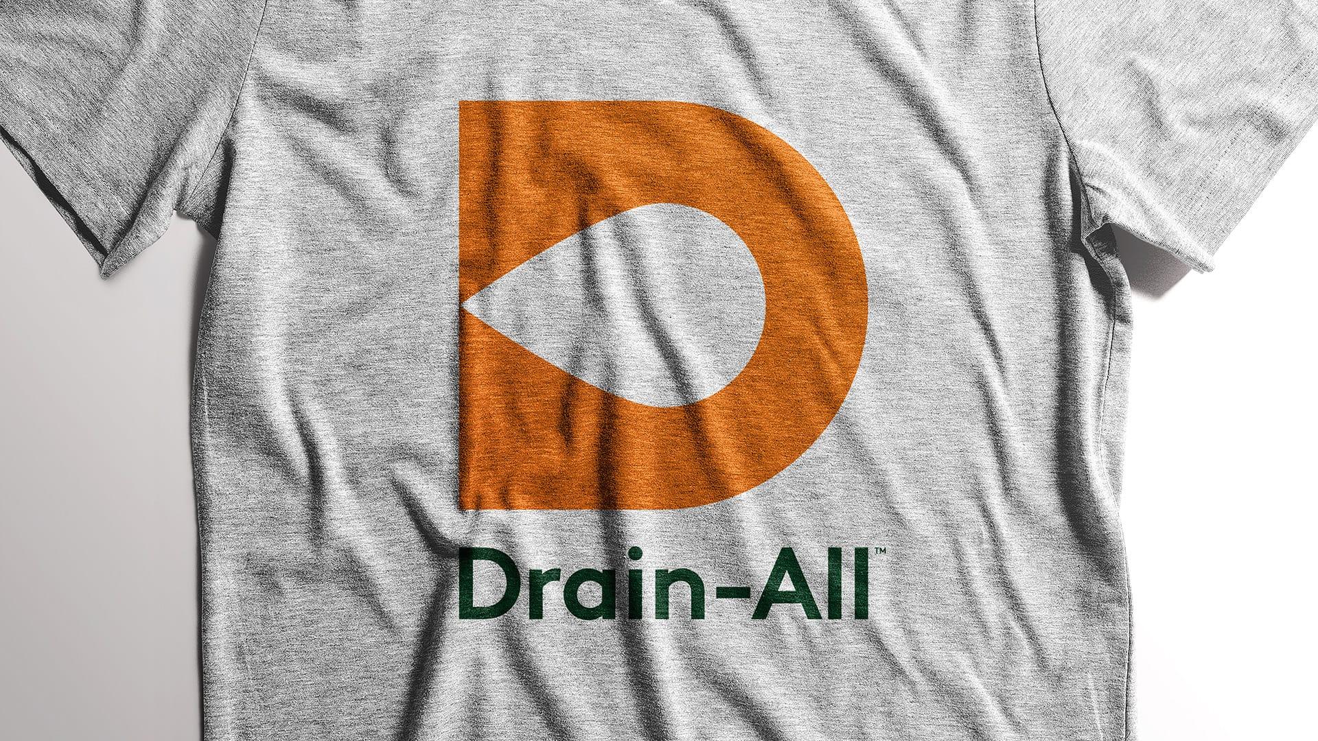 Drain-All - T-Shirt